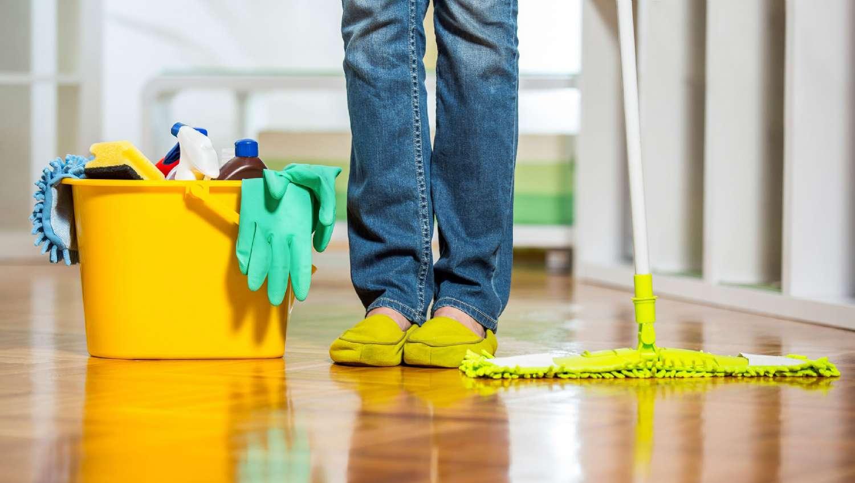 – Sirke İle Ev Temizliği