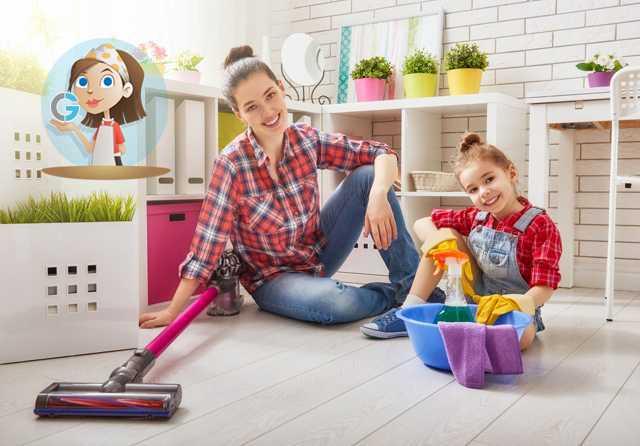Bebekli Evlerde Uygulanması Gereken Temizlik Yöntemleri
