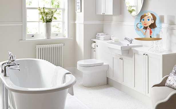 5 Adımda Pratik ve Kusursuz Banyo Temizliği
