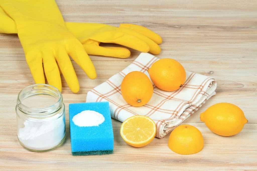 Ağır Kimyasallar İçeren Deterjanlara Karşı Buzdolabında Bulunan Doğal Temizleyiciler