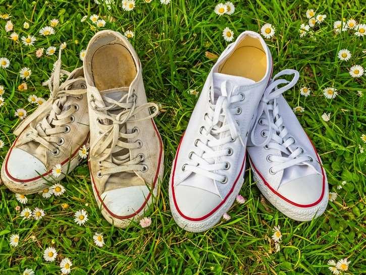 Spor Ayakkabıların Bu Yöntemler İle İlk Günkü Gibi Olacak